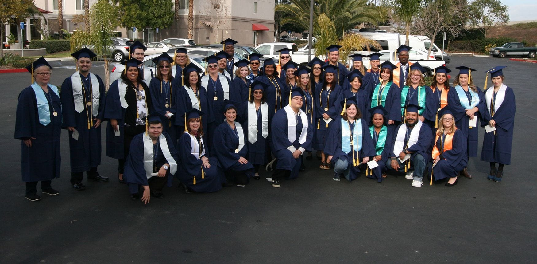 Laurus College Commencement - Class of 2015