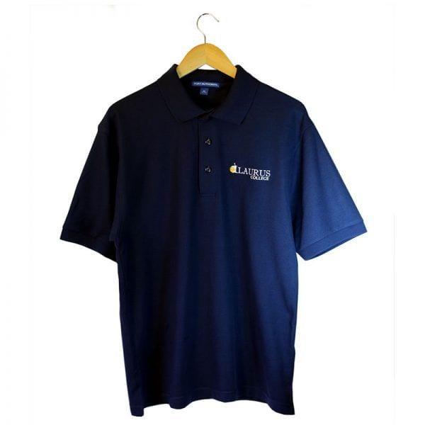 Laurus College polo shirt