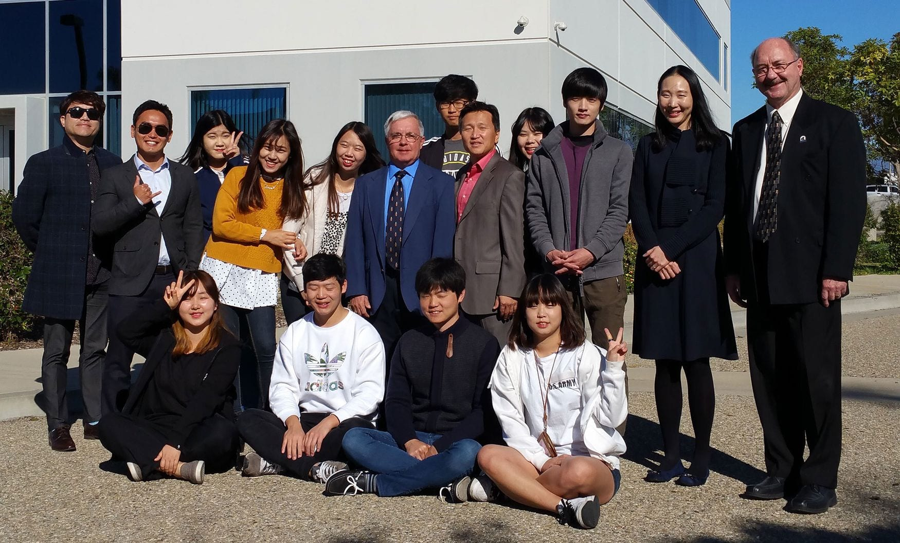 Laurus College Blog – Laurus College Hosts Students from South Korea