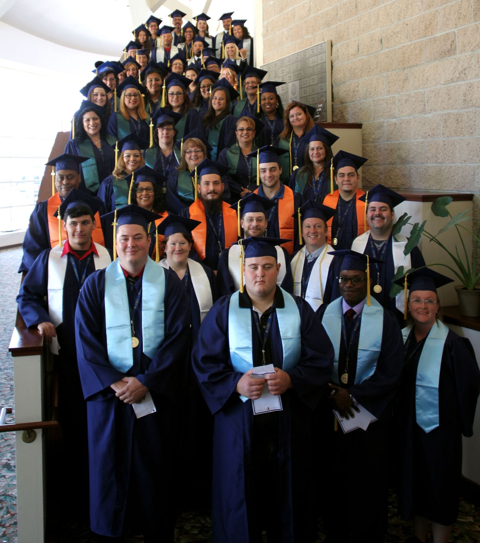 Laurus College Commencement - Class of 2015-2016