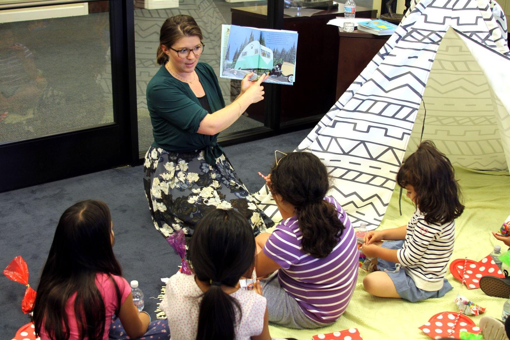 Laurus College Blog – Summertime Reading Days at Laurus College