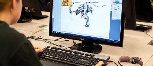 Image for Digital Arts and Computer Animation (Bachelor's)