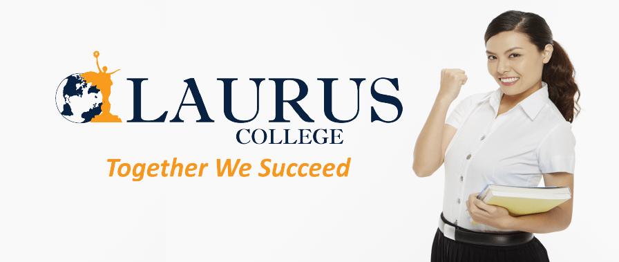 Laurus College Testimonial Hero
