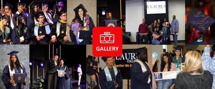 Laurus College 2018 Grad Photos