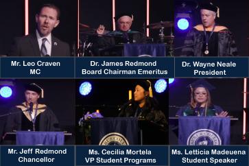 Laurus College Speakers