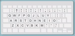 Colemak Keyboard Layout to Learn to Touch Type