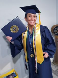Virtual Graduation Video Navigation Banner