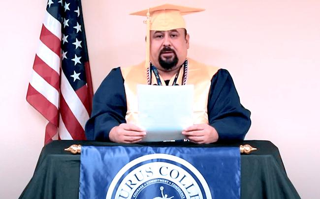 Roger Reyes, Student Speaker