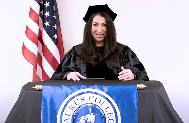 Susana Guerrero, Director of Employee and Student Relations