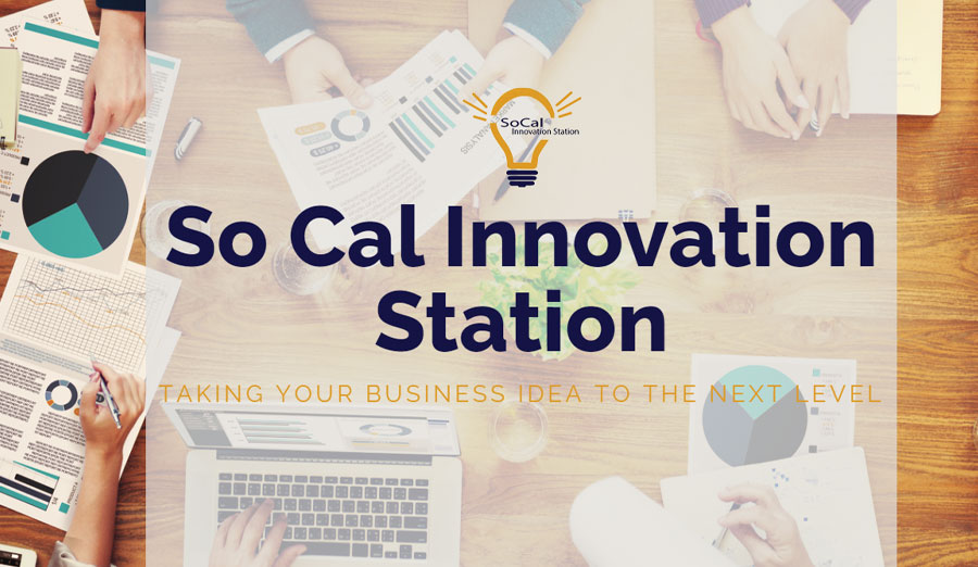 SoCal Innovation Station website screenshot