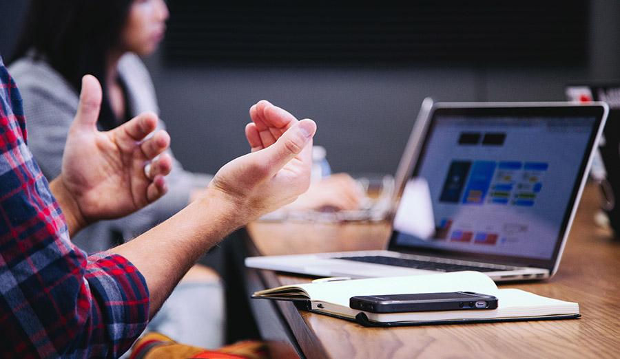 Making a deal over social media