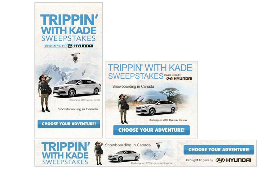 Hyundai ad examples