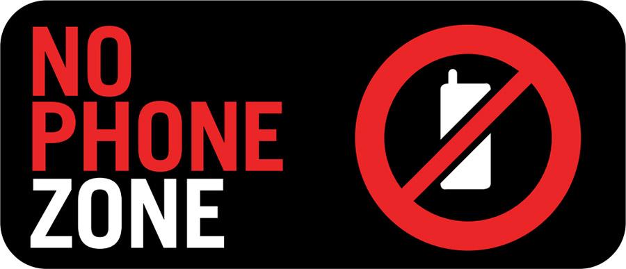 Logo from Oprah's No Phone Zone Pledge in 2010